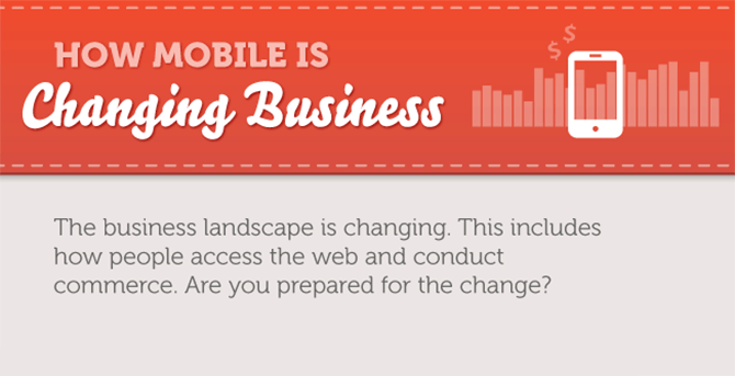 E-commerce is going for mobile? Or is it not?